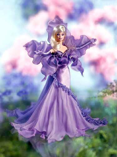漂亮的十二星座芭比娃娃